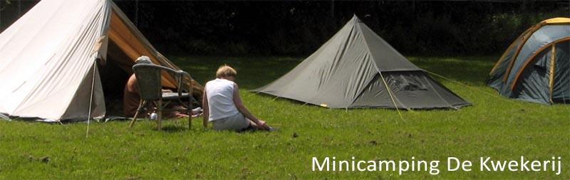 Minicamping De Kwekerij
